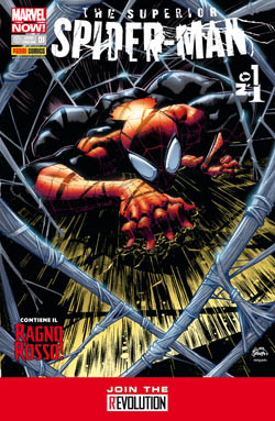 SUPERIOR SPIDER-MAN 1 - COVER A
