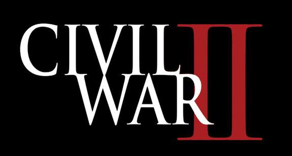 civil war II logo
