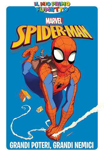 primo fumetto spider man