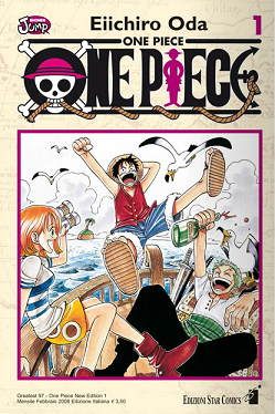 one piece new