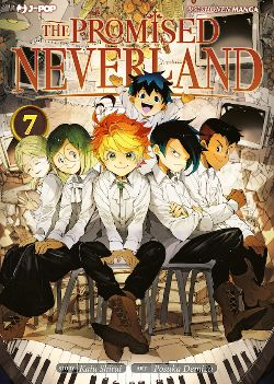 promised neverland 7